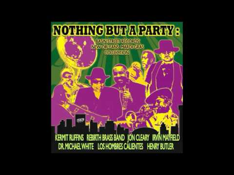 Zulu Strut by Jon Cleary from Nothing But a Party