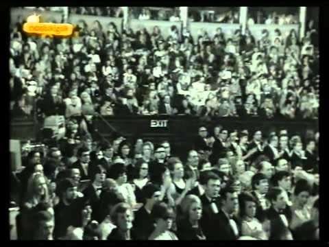Eurovision Song Contest 1968 (Spanish Commentary)