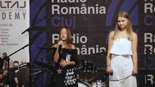 Voltaj Academy- Theodora Socaciu si Carla Ionita- Your heart is as black as night (Cover)