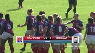 2018 RAN Women's 10 Tournament - July 12th - Mexico vs Jamaica