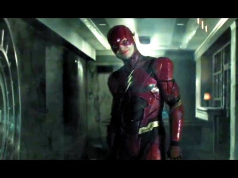 SUICIDE SQUAD Clip - The Flash Captures Captain Boomerang & Featurette (2016) Ezra Miller Movie HD