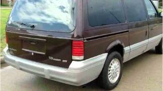 1995 Plymouth Grand Voyager Used Cars Cincinnati OH