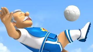 Fireman Sam US 🌟Officer Steele Plays Soccer! ⚽️🔥New Episodes 🔥Firemen Plays Sports 🌟Kids Cartoon