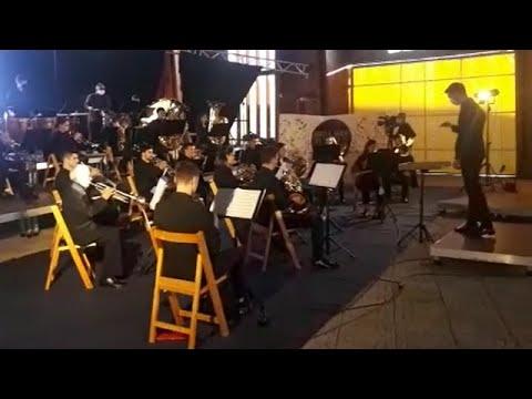La banda de música de Antas inicia la celebración de su 125 aniversario