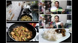 Indian mom preparing pepper chicken/Two new kitchen appliances/Indianmom busy lifestyle