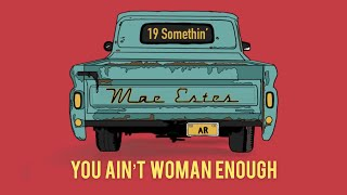 1966. // You Ain't Woman Enough by Loretta Lynn // #19Somethin'