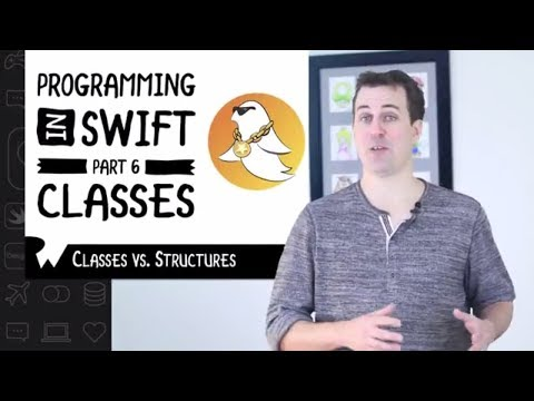 Classes vs. Structures in Swift 4, Xcode 9, and iOS 11 - raywenderlich.com