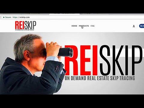 Best Skip Tracing Services For Real Estate Investors-(Best Skip Trace) REISKIP
