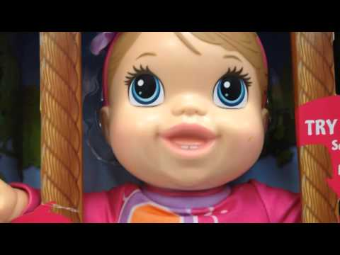 Baby Alive Plays And Giggles Baby Doll Doll Giggles And