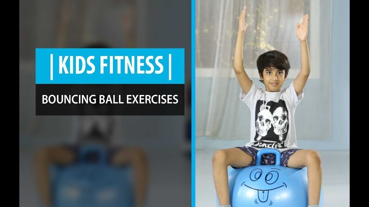 Download EP 05 | Bouncing Ball Exercises | ZKZ Kids Fitness