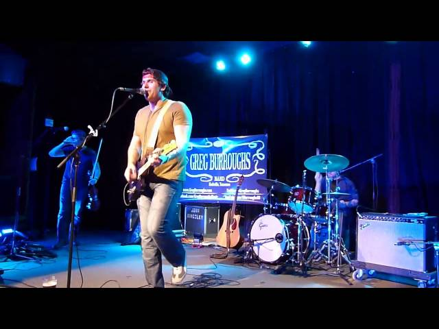 If I Had A Bar by the Greg Burroughs Band
