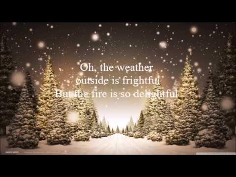 Dean Martin Let It Snow! Let It Snow! Let It Snow! Lyrics