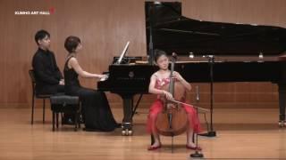 D.Popper, Polonaise de Concert for Cello and Piano. OP.14