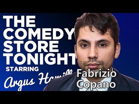 The Comedy Store Tonight | Ep. 57 - Fabrizio Copano