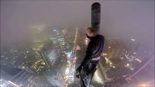 NYC Times Square Spire Climb