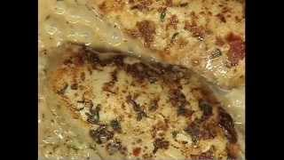 Master Chef - Jim Ruch - One Pan Wonder - Chicken With Whole Grain Mustard - Recipe - Cooking Dvd