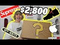 $2800 Hypebeast Mystery Brand Box - AS SEEN ON PEWDIEPIE, JAKE PAUL, RICE GUM