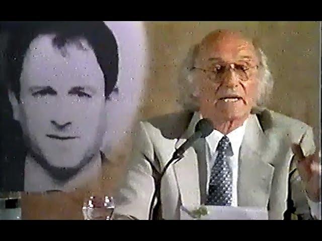 Andreas Faber-Kaiser, el escritor maldito