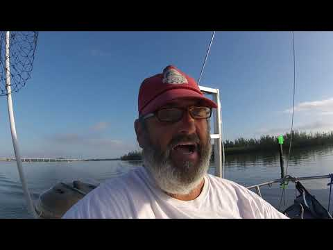 A day in the life - The ICW in south central Florida.