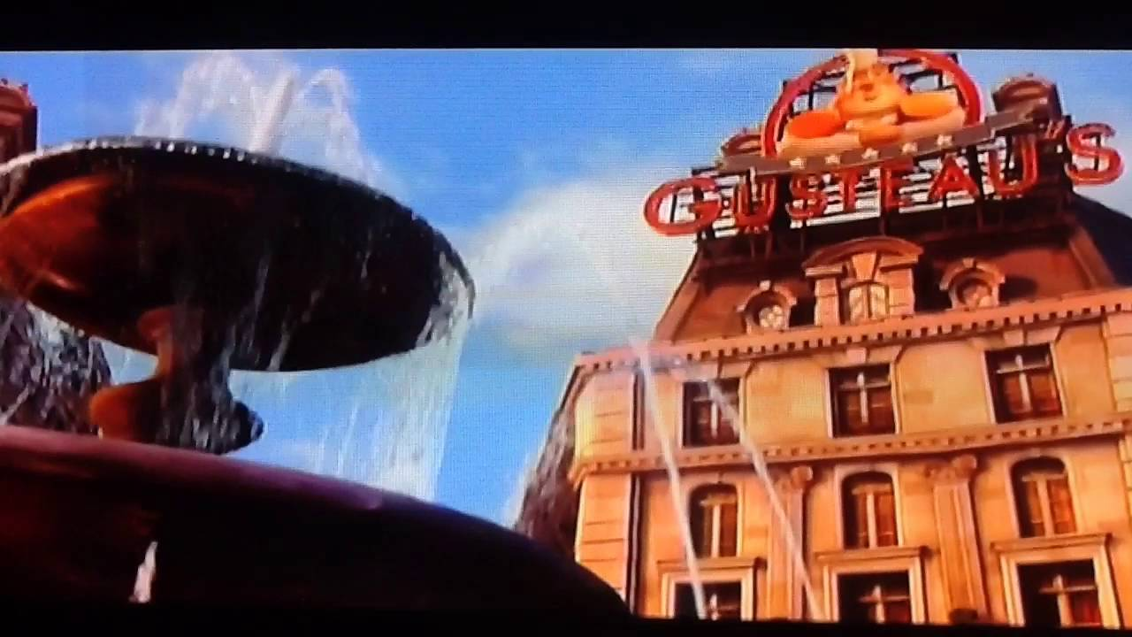 Ratatouille Alternate Ending