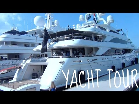 CRAZY YACHT TOUR