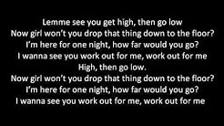 J. Cole - Work Out (Lyrics)