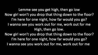 Repeat youtube video J. Cole - Work Out (Lyrics)