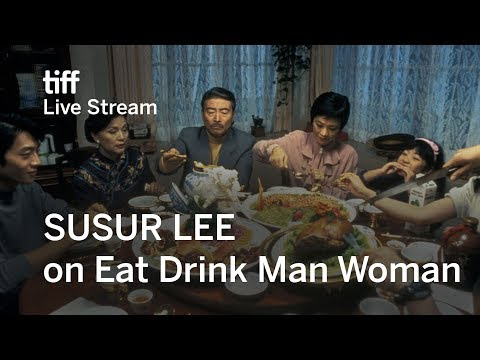 SUSUR LEE on Eat Drink Man Woman | Food on Film
