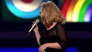 Adele's Speech at the Brit Awards!