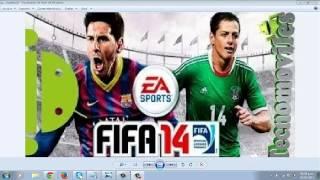 FIFA 14 PARA ANDROID DESBLOQUEADO( DESDE PLAY STORE O APK MANIA)