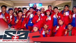 The Score: Boxer John Marvin and Team Pilipinas Ice Hockey return victorious from SEA Games 2017