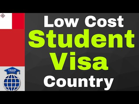 Low Cost Student Visa Country | Best Countries To Study And Settle | Best Country To Study And Work