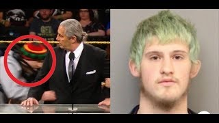 Bret Hart Attack Suspect Revealed