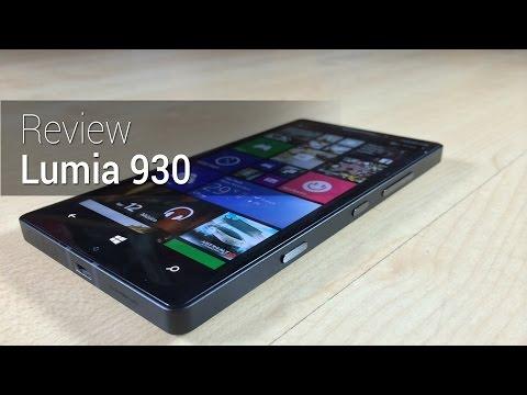 Prova em vídeo: Lumia 930 | Tudocelular.com