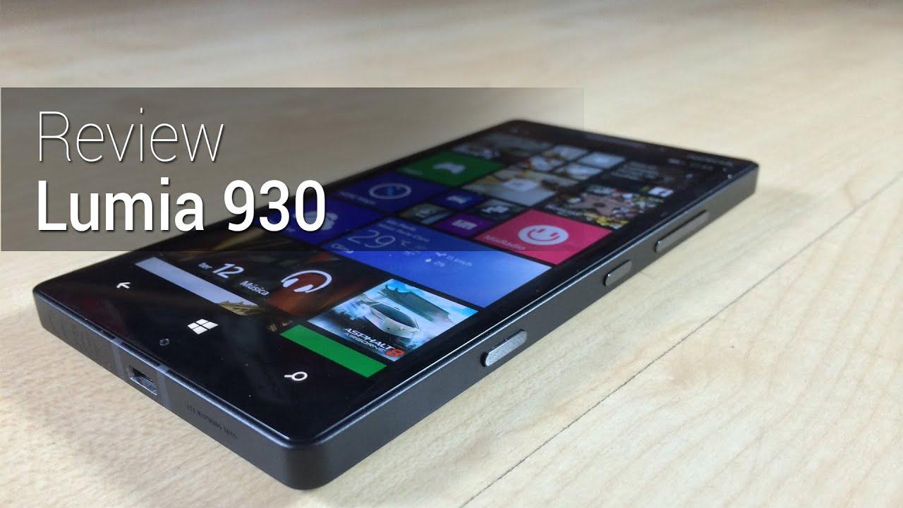 Prova em vídeo: Lumia 930
