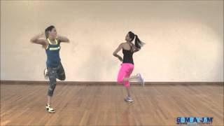 Cardio Fitness Routine: Saturday, Saturday | Bombay Jam®