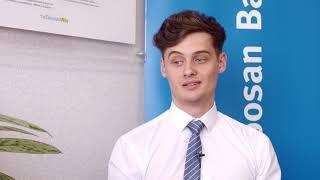 Matthew Cochrane - Apprentice Award Winner