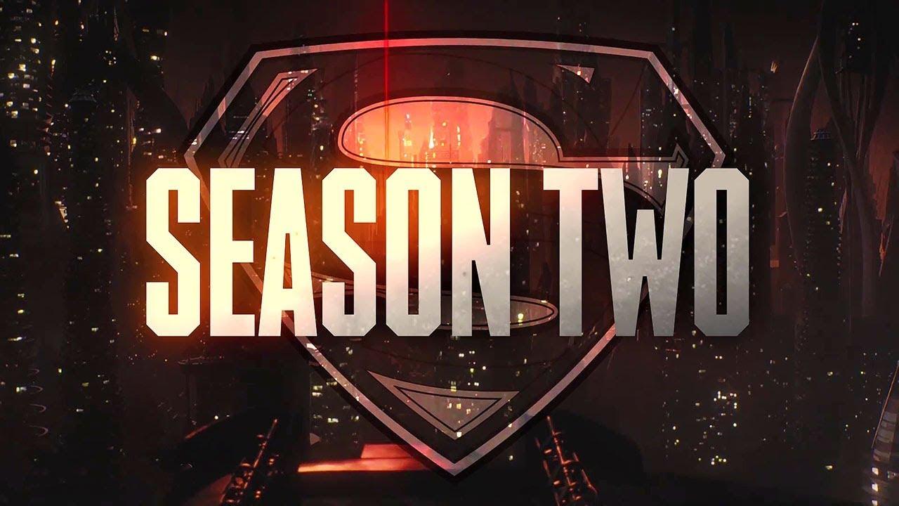 Krypton Season 2 Renewal Announcement Hd Youtube