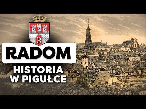 Radom. Historia Radomia w 11 minut. (Historia miasta)