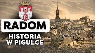Radom. Historia Radomia w pigułce. (Radom 2018)