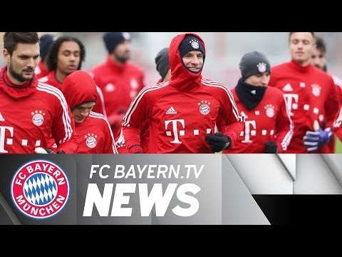 Thomas Müller set for FC Bayern comeback