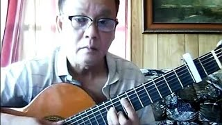 Linh Hồn Tượng Đá (Mai Bích Dung) - Guitar Cover