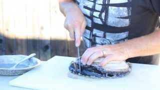 The Best Way to Cook Abalone (Part Two: please watch the end of part one)