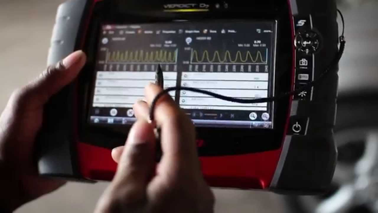 Yaw Rate Sensor >> How to check for slow response on an O2 sensor using a scan tool - YouTube
