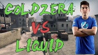 CSGO: POV LG coldzera vs Liquid (26/9) dust2 @ DreamHack Austin 2016