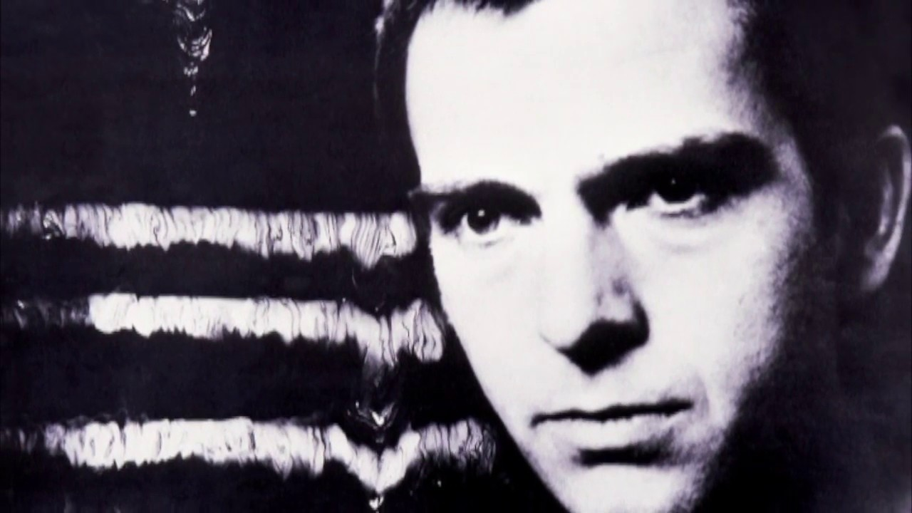 Peter Gabriel on his third self-titled album, released in 1980