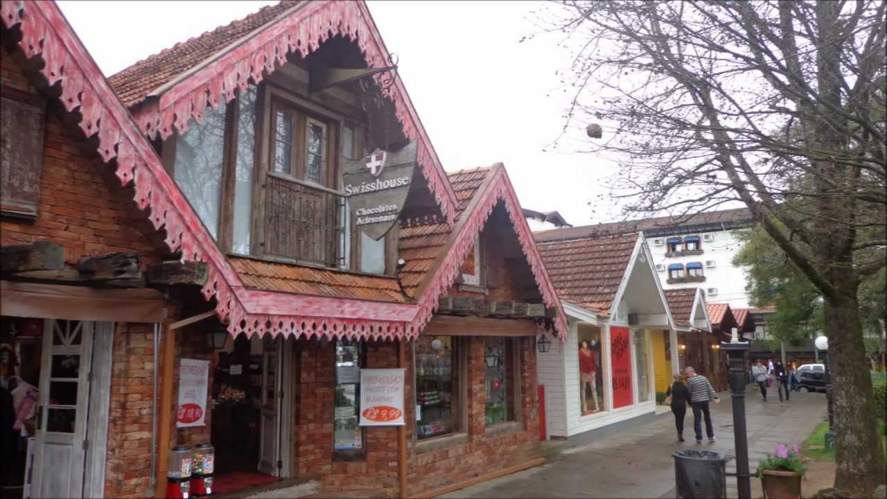 Gramado - RS - YouTube