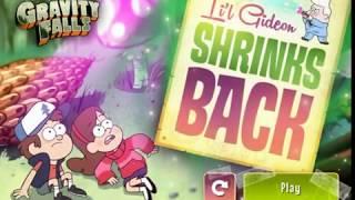 Gravity Falls: L'il Gideon Shrinks Back Gameplay   Episode 1 Full Hd   Kid Friendly Gaming