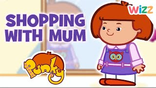 Punky - Shopping with Mum and Other Stories | Full Episodes | Wizz | Cartoons for Kids