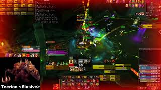 Imonar the Soulhunter - Mythic - Prot Warrior PoV - Teerian